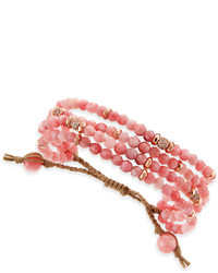 Tai Rose Multi Strand Bracelet