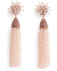 BaubleBar Chrysanthemum Drop Earrings