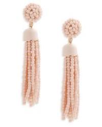Sea Bead Drop Earrings