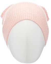 Charlotte Russe Lightweight Open Knit Slouchy Beanie