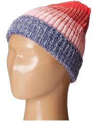 San Diego Hat Company Kids Multicolor Yarn Knit Beanie With Cuff