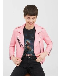 Zipped biker jacket medium 5025299