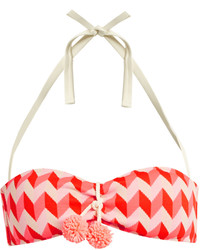 Heidi Klein X Sophie Anderson Rosario Bandeau Bikini Top