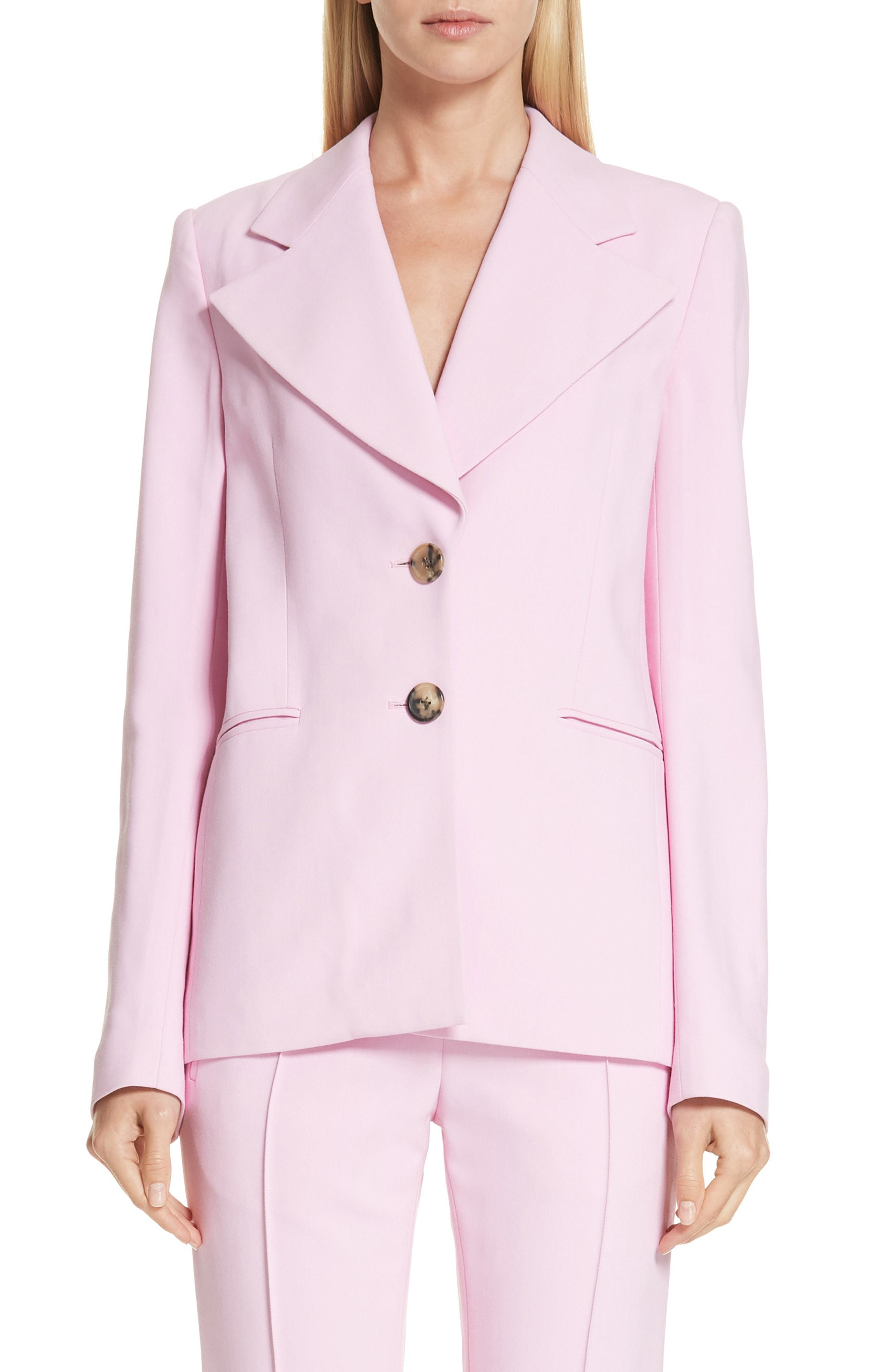 a8478fe78fc10 Khaite Alexis Blazer, $1,380 | Nordstrom | Lookastic.com