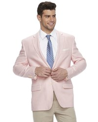 Chaps Classic Fit Linen Blend Sport Coat