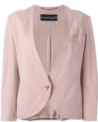 Louis Feraud Vintage Collarless Jacket