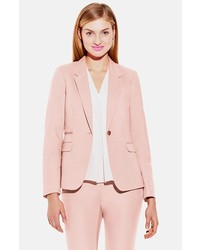 b4b978fb1d13 Vince Camuto One Button Blazer, $150 | Nordstrom | Lookastic.com