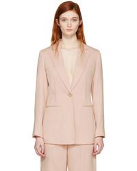 3.1 Phillip Lim Pink Crepe Blazer