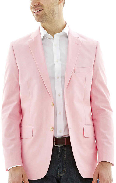 Images of Pink Sport Coat - Reikian