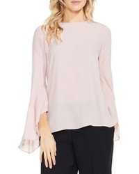 Vince Camuto Petite Bell Sleeve Blouse
