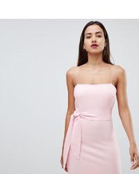 Bec & Bridge Spaghetti Strap Mini Dress