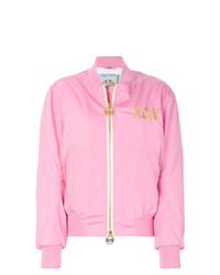 Gcds Zipped Bomber Jacket
