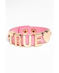 BCBGeneration Love Bracelet Rosegold Pink