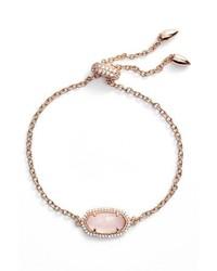 Kendra Scott Elaina Pave Bracelet