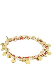 Shashi Lilu Ball Disc Set Of 2 Bracelets Bracelet