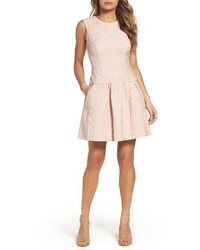 BCBGMAXAZRIA Ashlie Fit Flare Dress