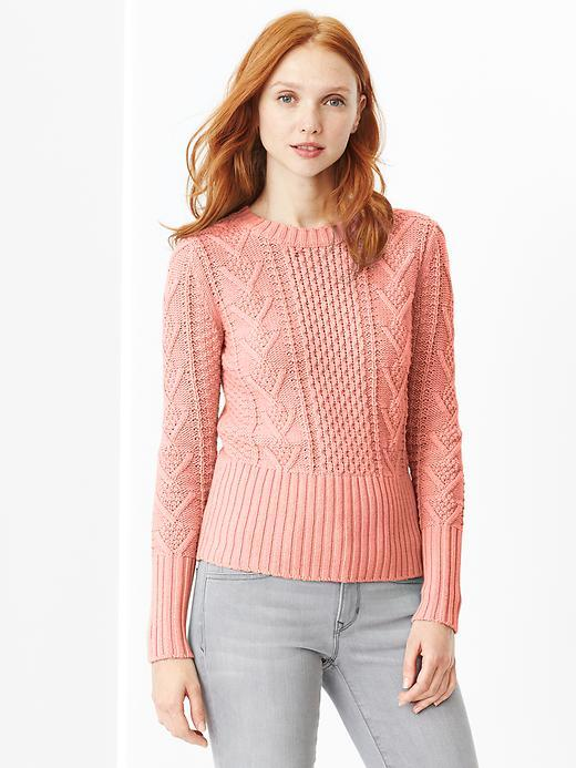 Gap Cable Knit Sweater | Where to buy & how to wear