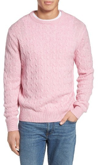 Vineyard Vines Wool Cashmere Cable Knit Sweater Where To Buy How