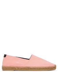 Saint Laurent Pink Espadrilles