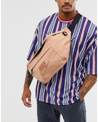Nike Large Crossbody Bag In Gold