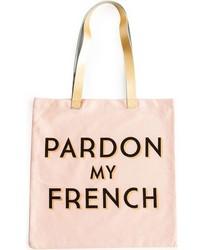Pardon my french tote bag medium 951864