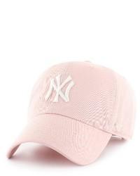 '47 Ny Yankees Baseball Cap Pink