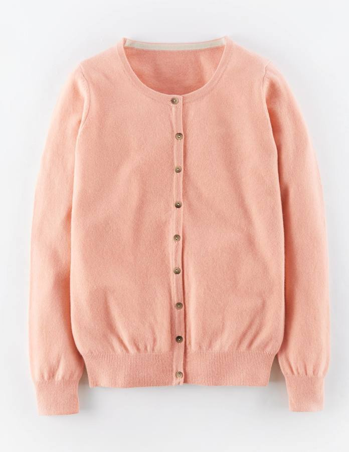 ... Boden Cashmere Crew Neck Cardigan ... a823ac055