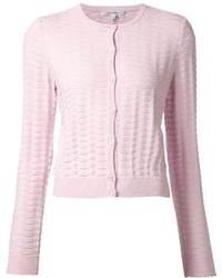 Carven Textured Cardigan