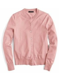 J.Crew J Crew Jackie Cotton Blend Cardigan
