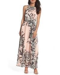 Chiffon maxi dress medium 3753505