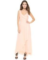 Jill one shoulder dress medium 20786