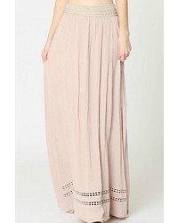 d53a993bfe Factory Jump Maxi Sheer Skirt Out of stock · Very J Peasant Maxi Skirt