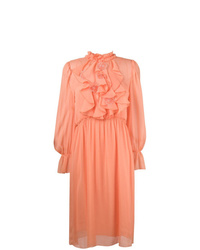 See by Chloe See By Chlo Frilly Midi Dress