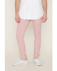 Forever 21 Slim Fit Trousers