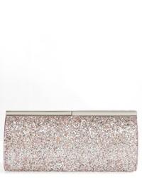 Trinket speckled glitter clutch pink medium 1150821