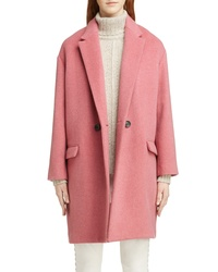 Isabel Marant Filipo Wool Cashmere Blend Jacket