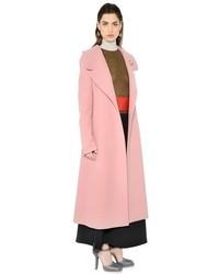 Marni Double Wool Crepe Coat
