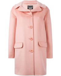 Moschino Boutique Buttoned Short Coat