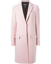 MSGM Classic Single Breasted Coat