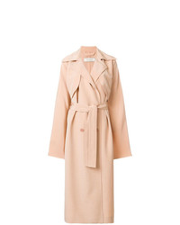 Nina Ricci Oversized Double Breasted Coat