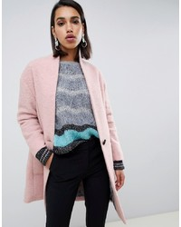 Sisley Oversized Ovoid Coat