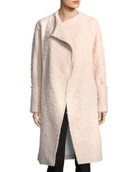 Elizabeth and James Paloma Wide Cuffed Wool Blend Long Coat