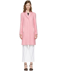 Pink lion pin coat medium 1250269