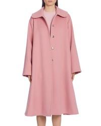 Dolce & Gabbana Woolen A Line Coat