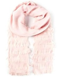 Dondup fringed scarf medium 106781