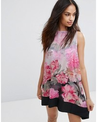 Ted Baker Adisonn Painted Posie Beach Cover Up