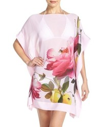 Ted Baker London Citrus Bloom Cover Up Tunic
