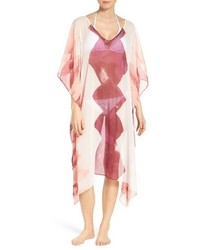 Nordstrom Brushed Kaleidoscope Cover Up Tunic