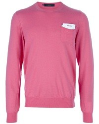 2 crew neck sweater medium 6645