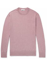 Richard James Mlange Cotton Sweater